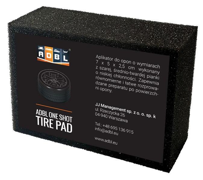 ADBL One Shot Tire Pad (Aplikator do opon) - GRUBYGARAGE - Sklep Tuningowy